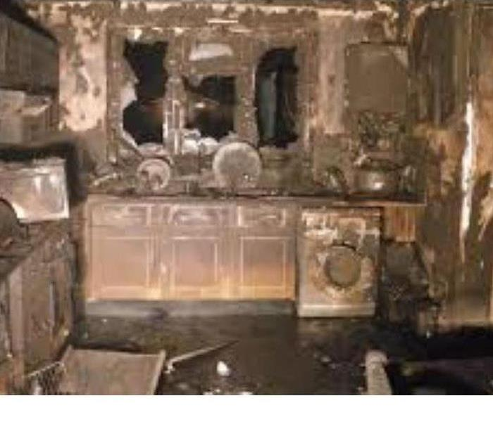 Tragic Kitchen Fire Before