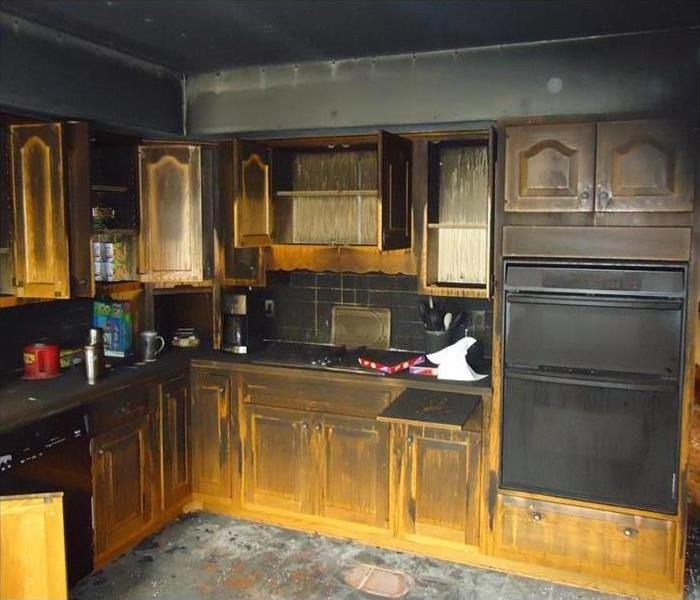 Fire Damage Central Florida Smoke and Soot Cleanup